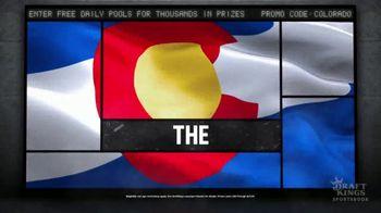 DraftKings Sportsbook TV Spot, 'Colorado: Free Daily Pools' - Thumbnail 8