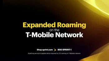 Sprint Unlimited TV Spot, 'Our Best Unlimited Deal: Four Lines of Unlimited for Just $100 a Month' - Thumbnail 6