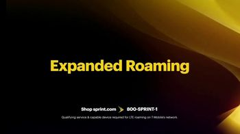 Sprint Unlimited TV Spot, 'Our Best Unlimited Deal: Four Lines of Unlimited for Just $100 a Month' - Thumbnail 5