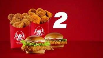 Wendy's 2 for $5 TV Spot, 'All the Chicken You Crave' - Thumbnail 10