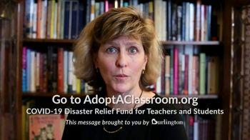 Burlington TV Spot, 'Teachers Need Our Help' - Thumbnail 2