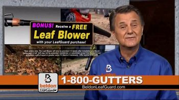 Beldon LeafGuard TV Spot, 'If Your Gutters Look Like This: 75 Percent Off Labor' - Thumbnail 4
