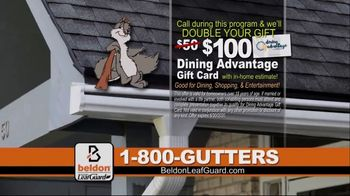 Beldon LeafGuard TV Spot, 'If Your Gutters Look Like This: 75 Percent Off Labor' - Thumbnail 6