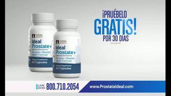 Thera Botanics Ideal Prostate+ TV Spot, 'Revitaliza momentos íntimos' [Spanish] - Thumbnail 8
