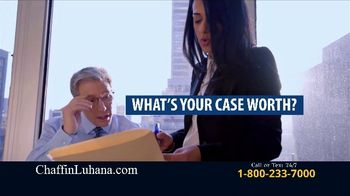 Chaffin Luhana TV Spot, 'Worth More' - Thumbnail 9