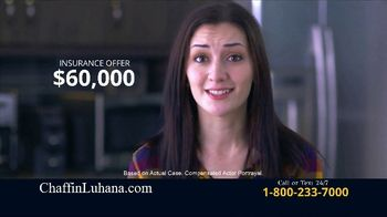 Chaffin Luhana TV Spot, 'Worth More' - Thumbnail 1