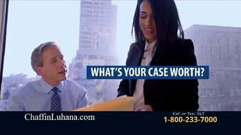 Chaffin Luhana TV Spot, 'Worth More' - Thumbnail 8