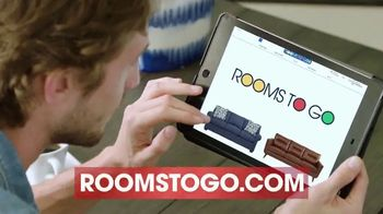 Rooms to Go TV Spot, 'Los almacenes están llenos' [Spanish] - Thumbnail 4