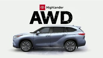 Toyota TV Spot, '4WD and AWD: More Secure' [T2] - Thumbnail 2