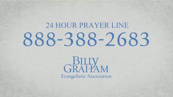 Billy Graham Evangelistic Association TV Spot, 'Your Life Matters' - Thumbnail 3