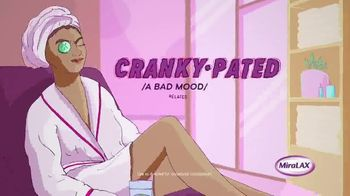 MiraLAX TV Spot, 'Cranky-Pated'