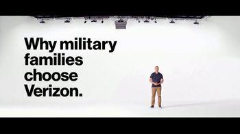 Verizon TV Spot, 'Military Family Wireless Plans' - Thumbnail 4
