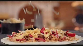 Taco Bell Grilled Cheese Burrito Box TV Spot, 'Grilled on Top' - Thumbnail 4