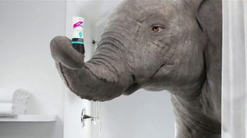 Summer\'s Eve Active TV Spot, \'The Elephant in the Bathroom: Feminine Hygiene\'