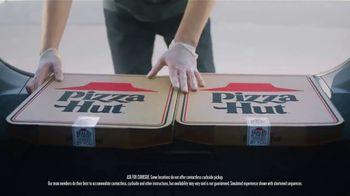 Pizza Hut TV Spot, 'Safe & Easy' - Thumbnail 7