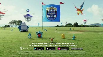 Pokémon GO TV Spot, '2020 Go Fest' - Thumbnail 6