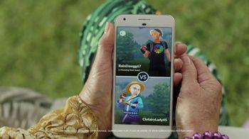 Pokémon GO TV Spot, 'Go Battle'