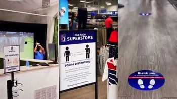 PGA TOUR Superstore Celebration of Golf Event TV Spot, 'Three Days of Giveaways' Song by Gyom - Thumbnail 6