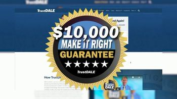 TrustDALE TV Spot, 'Big Purchases' - Thumbnail 7
