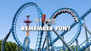 Six Flags Over Georgia TV Spot, 'It's Back: Save Up to 50 Percent on Tickets'