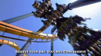 Six Flags Over Georgia TV Spot, 'It's Back: Save Up to 50% on Tickets' - Thumbnail 10