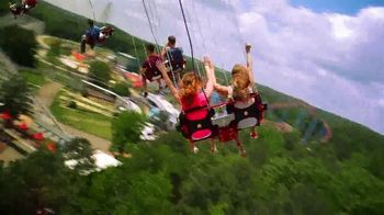 Six Flags Over Georgia TV Spot, 'It's Back: Save Up to 50 Percent on Tickets' - Thumbnail 5