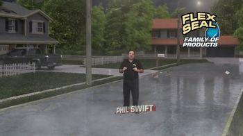 Flex Seal Family TV Spot, 'Storm: Flex Paste' - Thumbnail 2