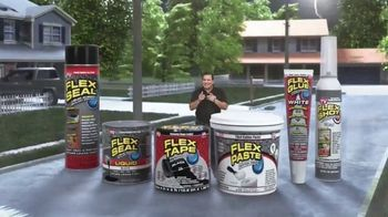 Flex Seal Family TV Spot, 'Storm: Flex Paste'