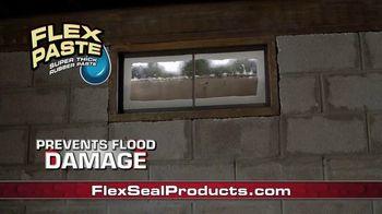 Flex Seal Family TV Spot, 'Storm: Flex Paste' - Thumbnail 8
