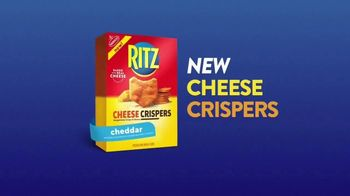 Ritz Cheese Crispers TV Spot, 'Many Bites' Song by Janelle Monae - Thumbnail 10