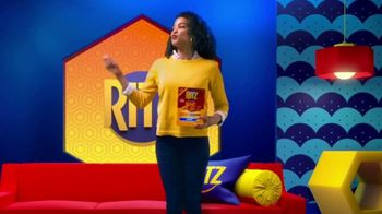Ritz Cheese Crispers TV Spot, 'Many Bites' Song by Janelle Monae - Thumbnail 6