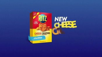 Ritz Cheese Crispers TV Spot, 'Many Bites' Song by Janelle Monae - Thumbnail 9