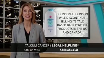 Dalimonte Rueb, LLP TV Spot, 'Ovarian Cancer'