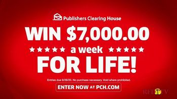 Publishers Clearing House TV Spot, 'Headed Your Way' Featuring Terry Bradshaw - Thumbnail 8