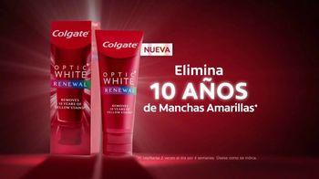 Colgate Optic White Renewal TV Spot, 'Jeggins' [Spanish] - Thumbnail 9