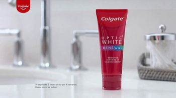 Colgate Optic White Renewal TV Spot, 'Jeggins' [Spanish] - Thumbnail 2