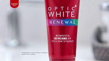 Colgate Optic White Renewal TV Spot, 'Jeggins' [Spanish] - Thumbnail 3