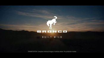 Ford TV Spot, 'Built Wild: Waterfall' [T1] - Thumbnail 5