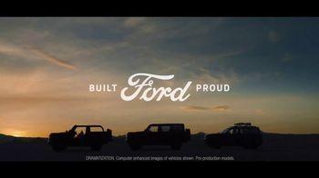 Ford TV Spot, 'Built Wild: Waterfall' [T1] - Thumbnail 6