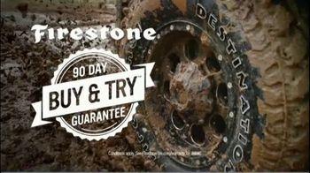 Firestone Tires TV Spot, 'Experience'