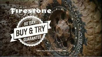 Firestone Tires TV Spot, 'Experience'