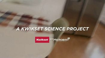 Kwikset with Microban TV Spot, 'Science Experiment' - Thumbnail 1