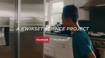 Kwikset with Microban TV Spot, 'Science Experiment' - Thumbnail 2