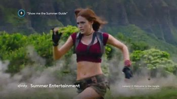 XFINITY X1 TV Spot, 'Summer Guide' Song by Moses Stone & Jason Parris & Michael Geiger - Thumbnail 10