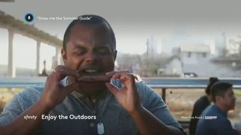 XFINITY X1 TV Spot, 'Summer Guide' Song by Moses Stone & Jason Parris & Michael Geiger - Thumbnail 8