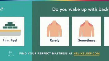 Helix TV Spot, 'Find Your Perfect Mattress' - Thumbnail 6