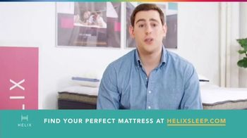 Helix TV Spot, 'Find Your Perfect Mattress' - Thumbnail 9