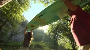 Arkansas Department of Parks & Tourism TV Spot, 'The Natural State' - Thumbnail 4