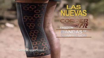 Copper Fit Freedom Sleeves TV Spot, 'Más compresión' [Spanish] - Thumbnail 8