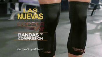 Copper Fit Freedom Sleeves TV Spot, 'Más compresión' [Spanish] - Thumbnail 2